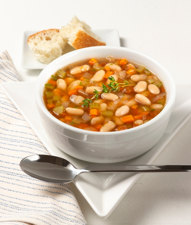 Tuscan bean soup SHI Symbol blog, www.datingsymbol.com