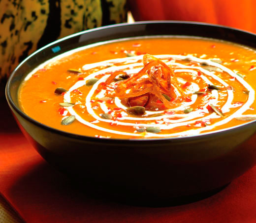 Pumpkin Soup - www.datingsymbol.com
