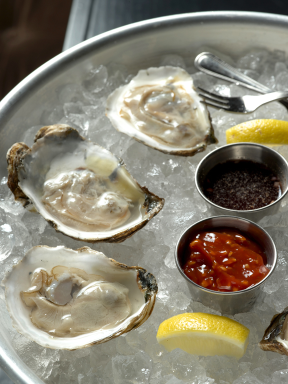 Raw oysters,Food & Wine Section, Dating symbol blog